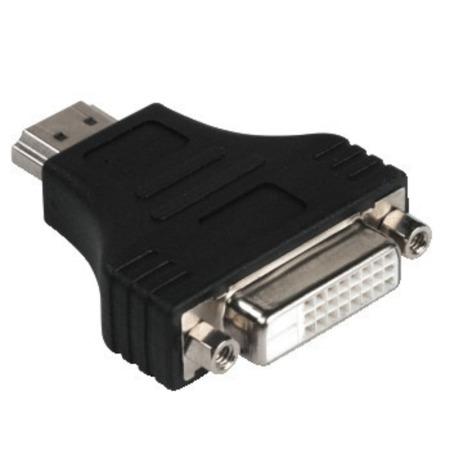 Воспользоваться переходником DVI-HDMI