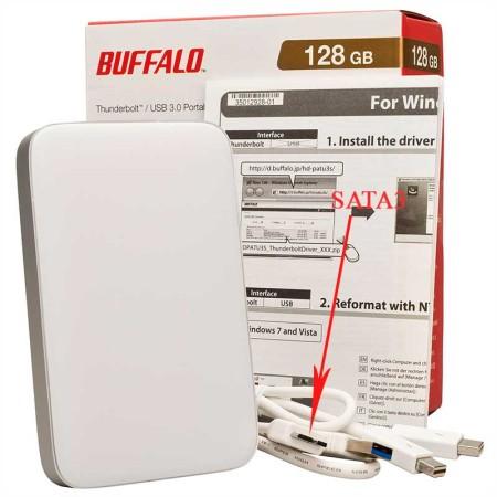Buffalo HD-PA128TU3S
