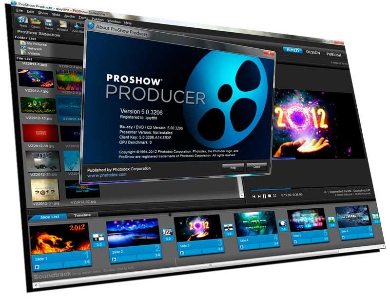 Смотреть фильмы онлаин на телефоне с андроидом. Photodex ProShow Producer