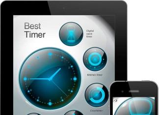 Таймер для iOS