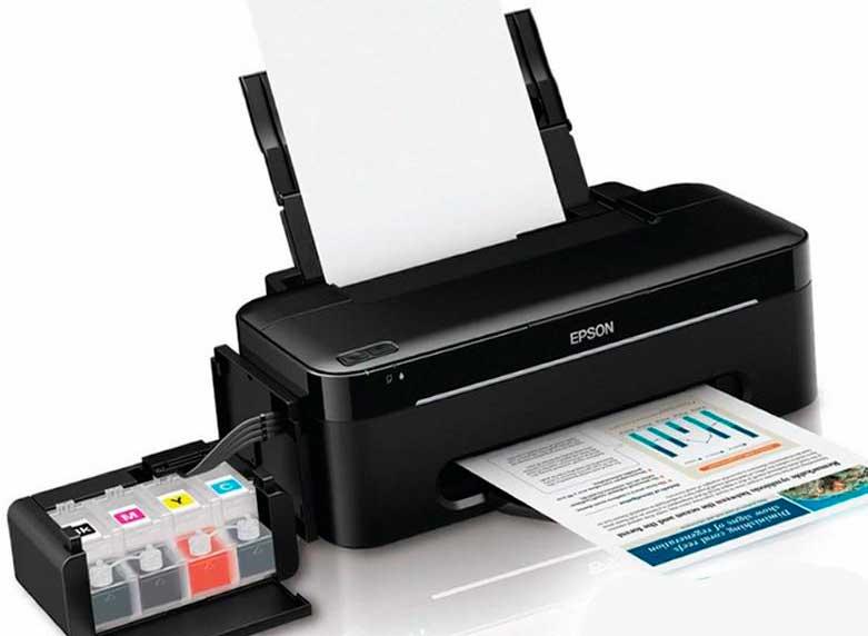 Почему принтер не печатает с компьютера фото