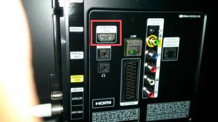 HDMI вход