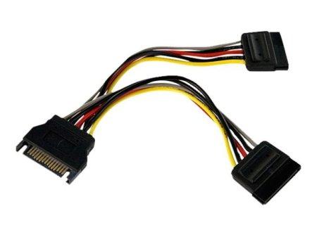 Силовой кабель SATA