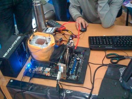 Как ремонтируют ноутбуки в сервисах