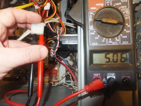 разъемы питания двигателей жестких дисков, дисководов