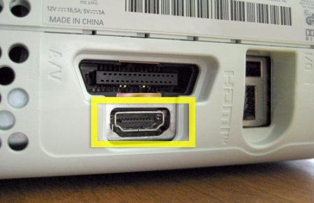 Наличие входа HDMI на телевизоре