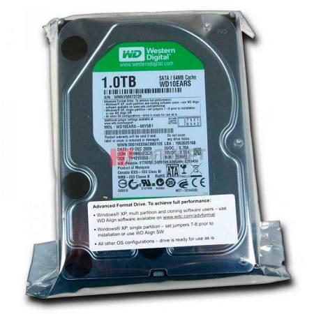 Жесткий диск SATA на 1 терабайт