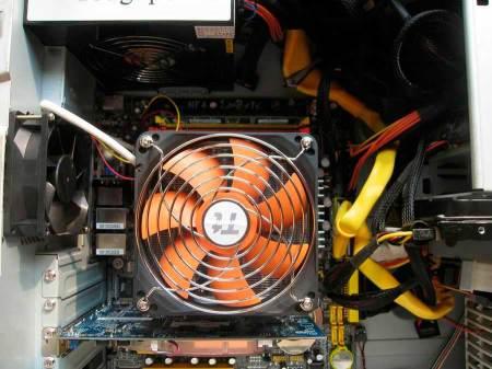 Задача вентилятора