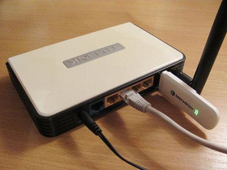 Подключение 3G-модема
