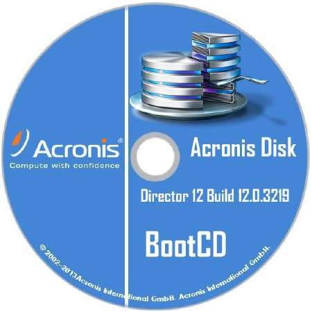 Аcronis Disk Director