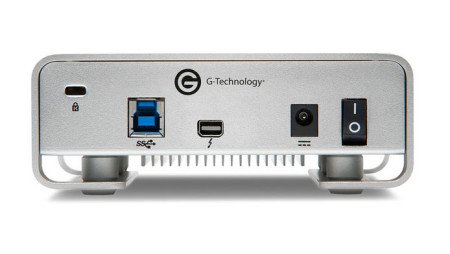 G-Technology G-Drive Thunderbolt