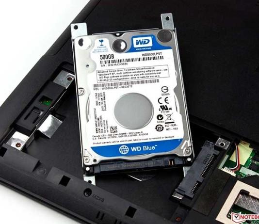 Как правильно установить жесткий диск